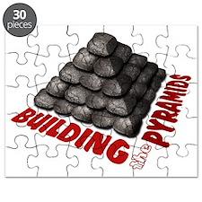 2-BuildingPyramids Puzzle