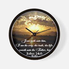John146 Wall Clock