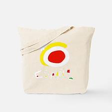 espana(blk) Tote Bag
