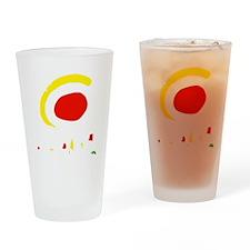 espana(blk) Drinking Glass