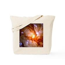 Antennae Galaxy Tote Bag