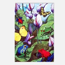 Frogs Postcards (Package of 8)