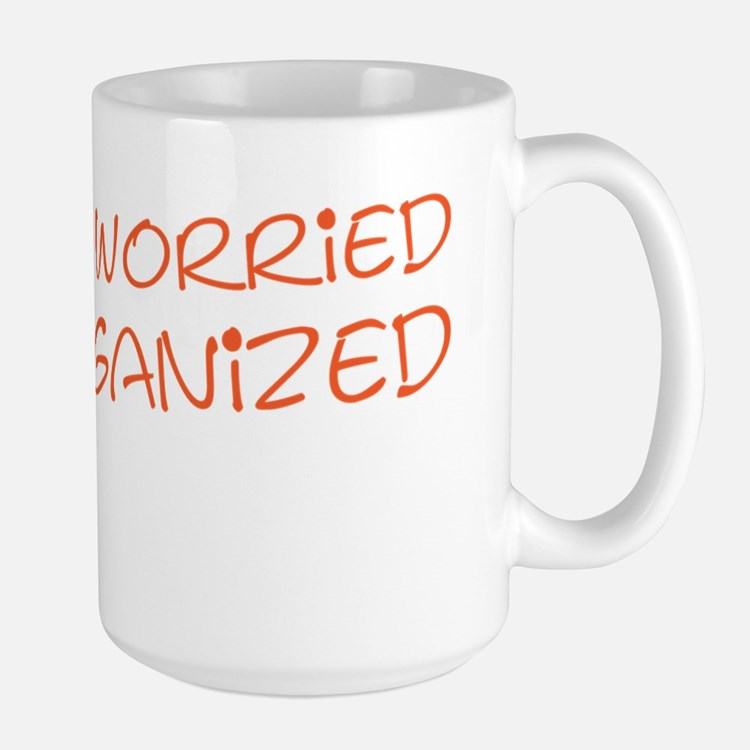 worriedorgUs Large Mug