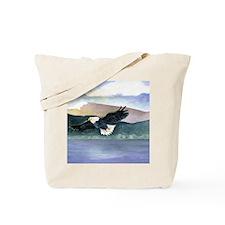 Eagle6 9.5x8 Tote Bag