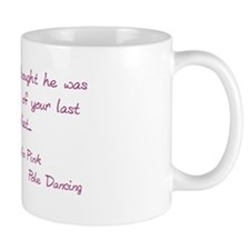 And you thought he was supportive of yo Mug
