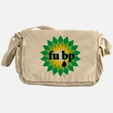 fu bp Messenger Bag