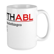 UNFKWTHABL FINAL Mug