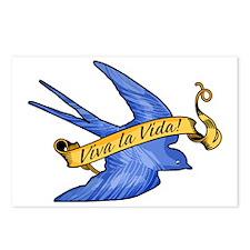 viva-la-vida-image Postcards (Package of 8)