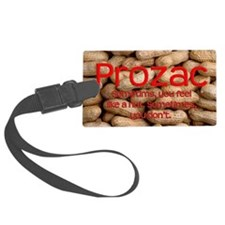 PROZAC Luggage Tag