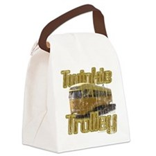 Twinkie Trolley t-shirt Canvas Lunch Bag