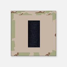 """USAF-1Lt-Mousepad-DCU Square Sticker 3"""" x 3"""""""