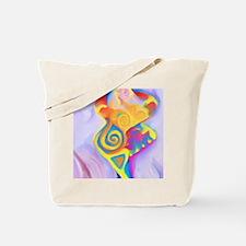 Dancing Goddess Tote Bag