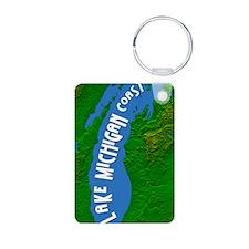 LMCContourLogoGear Keychains