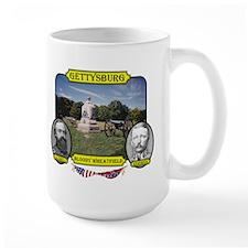 Gettysburg-Bloody Wheatfield Mugs
