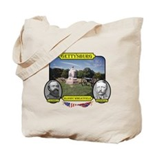 Gettysburg-Bloody Wheatfield Tote Bag