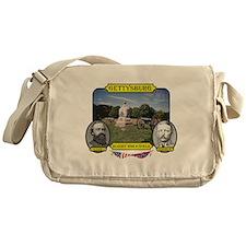 Gettysburg-Bloody Wheatfield Messenger Bag
