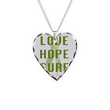 2-1 ptsd-001 Necklace Heart Charm