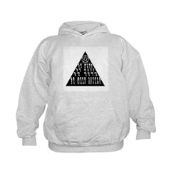 Witch's Pyramid Hoodie