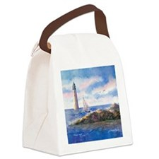 MINOT SQ for CP Canvas Lunch Bag