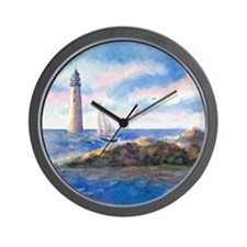 MINOT SQ for CP Wall Clock