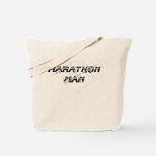 MarathonManTileReflection Tote Bag