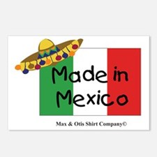 2-made-in-mexico Postcards (Package of 8)