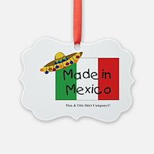 2-made-in-mexico Ornament