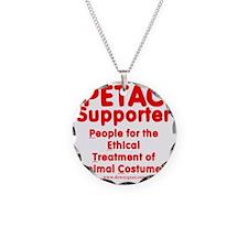 petacRedFront Necklace