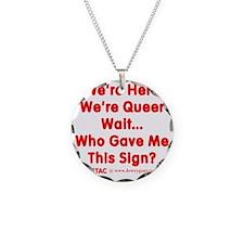 PetacThisSign Necklace