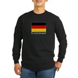 Germany long sleeve tee shirts Long Sleeve T-shirts (Dark)