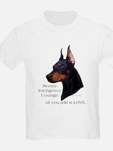 Dobe-Add Love Kids T-Shirt