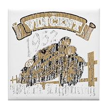 Vincent Tile Coaster