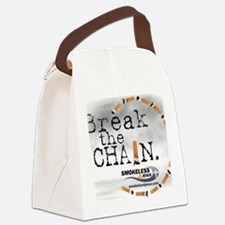 breakthechain Canvas Lunch Bag