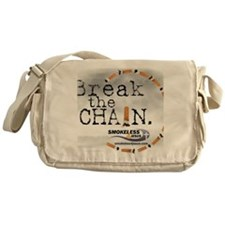 breakthechain Messenger Bag