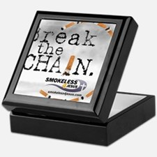 breakthechain Keepsake Box