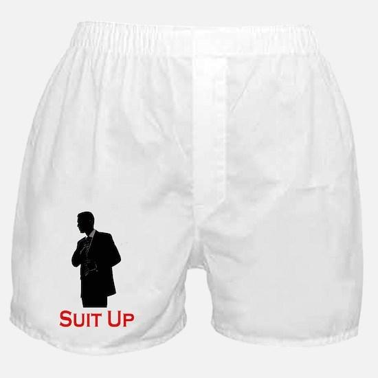 suit up Boxer Shorts
