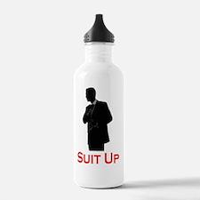 suit up Water Bottle
