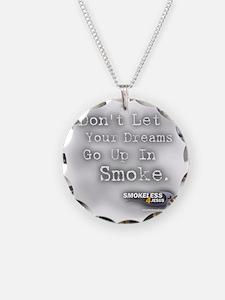 upinsmoke-black Necklace