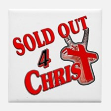 SOLD OUT 4 CHRIST_PNG Tile Coaster