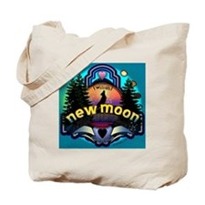 new moon magic forest for buttons copy Tote Bag