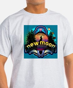 new moon magic forest for buttons co T-Shirt
