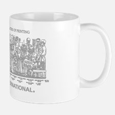 pioneers and masters-Benkie-Grey Mug