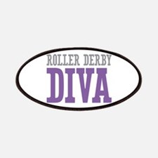 Roller Derby DIVA Patches