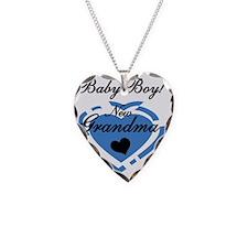 2newgmaboy Necklace Heart Charm