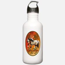 Yea rO fThe Horse Oval Water Bottle