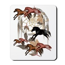 Dream Horses 3x4 Trans Mousepad