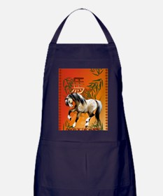 Year Of The Horse_journal Apron (dark)