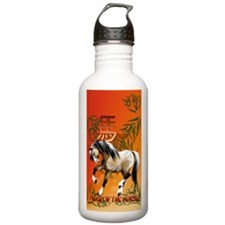 Year Of The Horse_jour Water Bottle