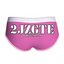 BoostGear - 2JZGTE Stencil T-Shi Women's Boy Brief