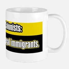 2-Illegal-Immigrant-Bumper-Sticker Mug